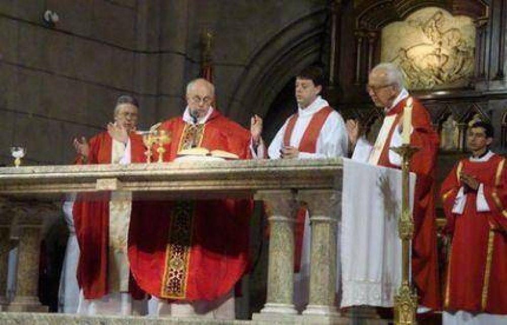Celebraron la festividad de Santa Cecilia, Patrona de Mar del Plata