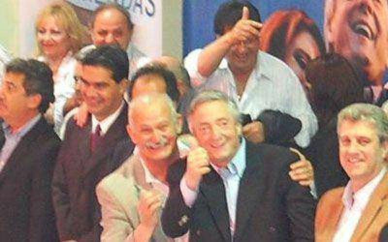 Britapaja le pidió a Kirchner apoyo para el sector ganadero y un gimnasio