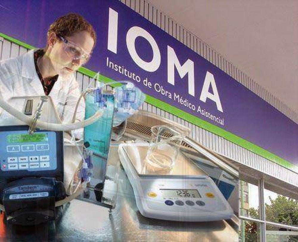 Crece la deuda de IOMA con las farmacias bonaerenses