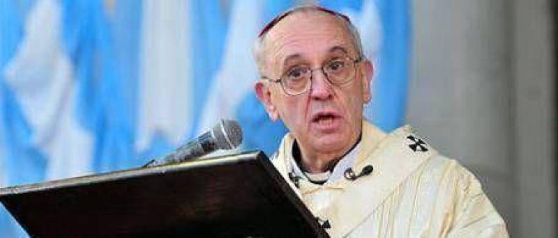 """Bergoglio criticó a Macri: """"Faltó a su deber de gobernante y custodio de la ley"""""""