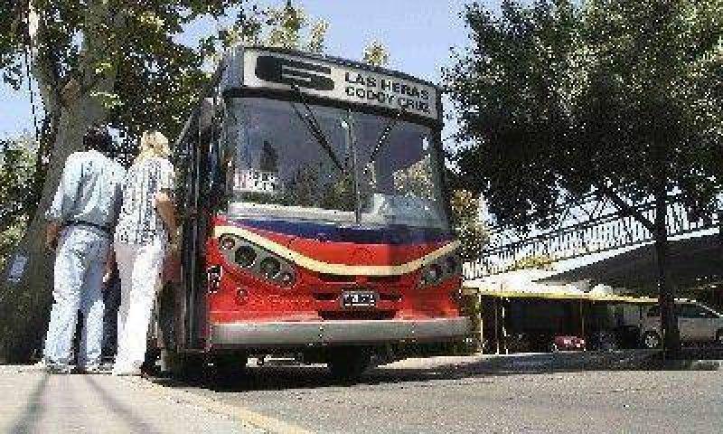 Por el desfinanciamiento ya le deben 2 meses a empresarios del transporte
