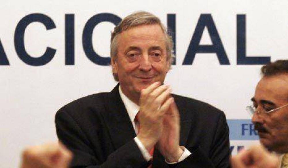 """Néstor disparó duro contra Clarín y el retorno de """"la derecha neoliberal"""""""
