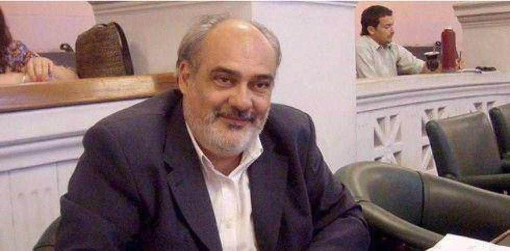 Los intendentes radicales se reúnen con Ricardo Colombi