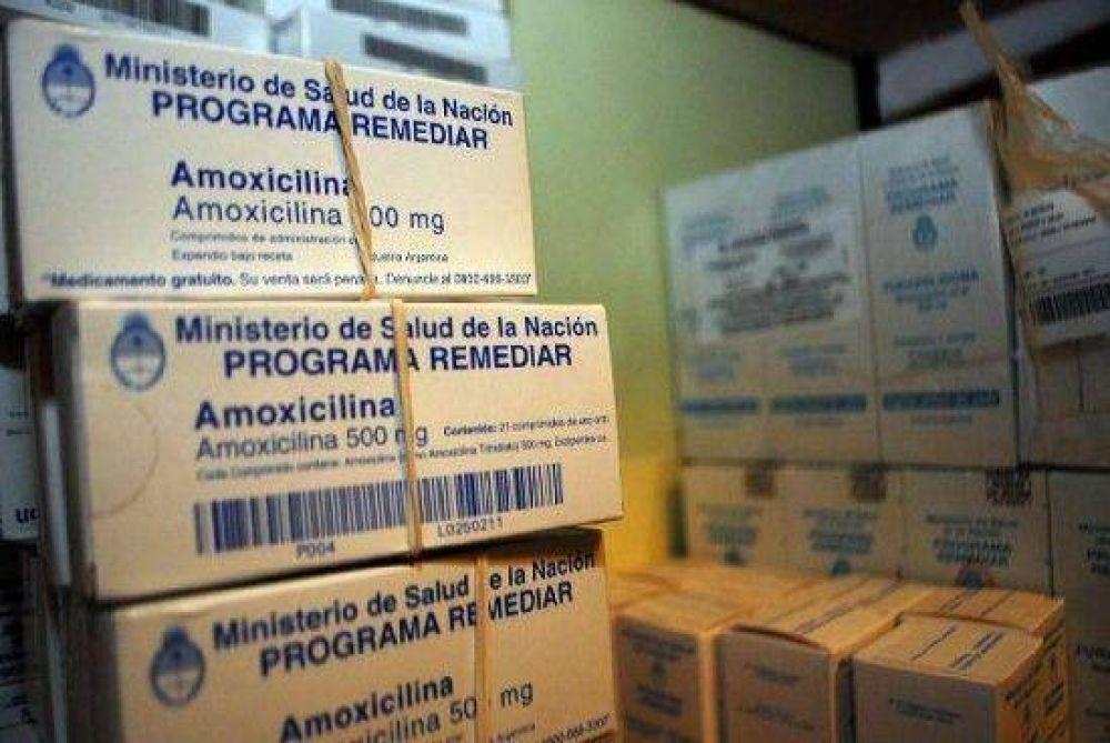 Nación gasta en remedios que Río Negro no utiliza