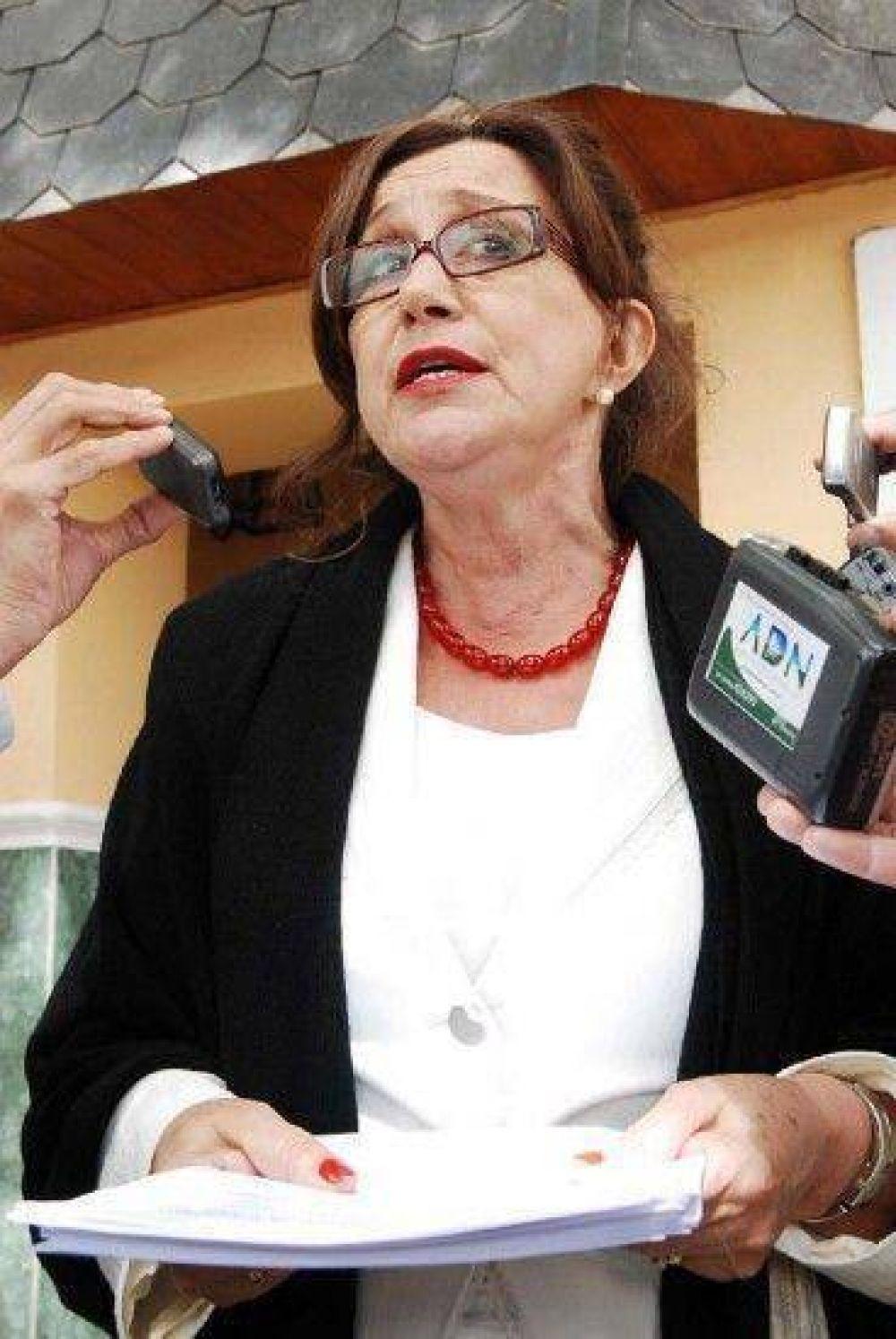 Piccinini pidió allanar la fiscalía a cargo de Berraz