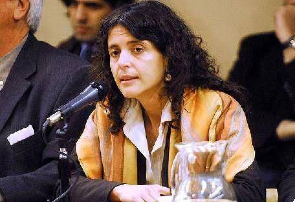 Picolotti dice que recibió amenazas de muerte