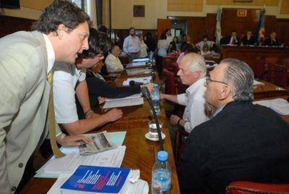 El HCD archivó convenio con Ametap y reformó la contribución por mejoras