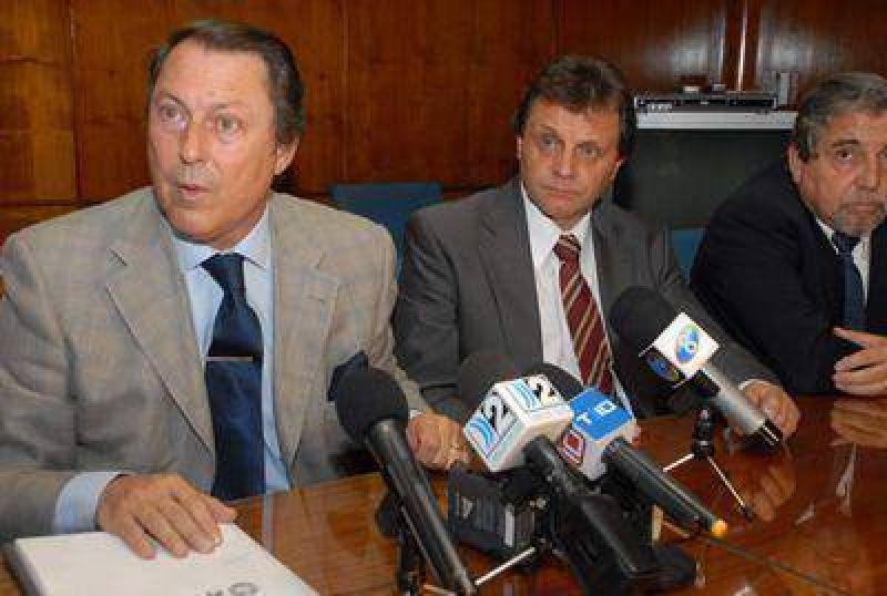 El ministro Casal anunció la creación de 4 juzgados Civiles
