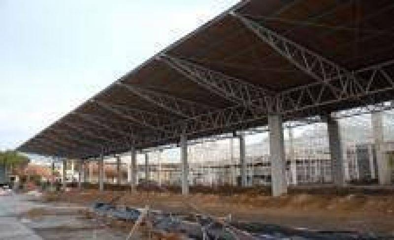 La nueva terminal se inaugura en veinte d�as