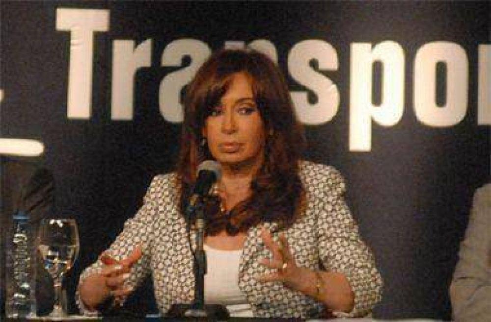 CFK lanzó el Plan Canje de Camiones