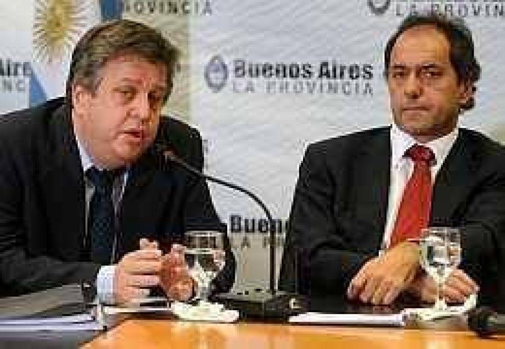 Scioli pide leyes más duras y anuncia nuevas medidas contra inseguridad