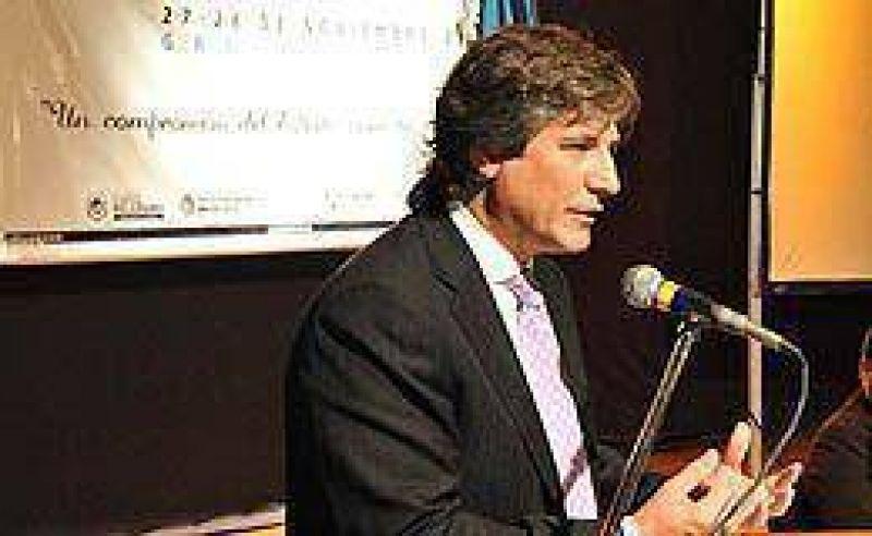 """Boudou: """"Recibir al FMI como si fuera un virrey o un salvador est� mal"""""""