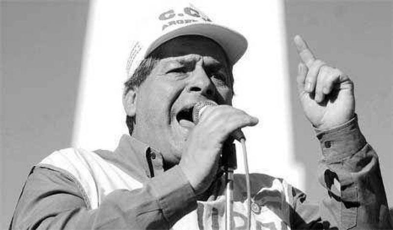 Olivos impone límites a las protestas piqueteras