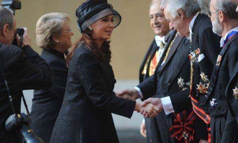 Cristina Kirchner viaja a Portugal para participar de la Cumbre Iberoamericana