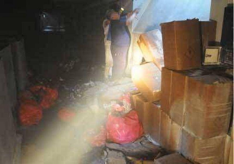 Según los peritos, el incendio en el Hospital Notti fue intencional