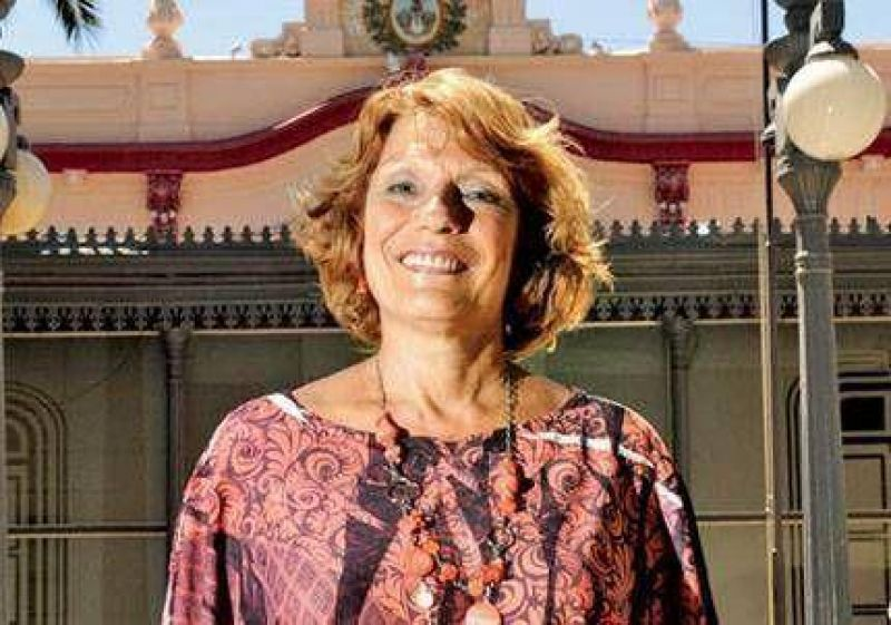 La nueva intendente de Maipú