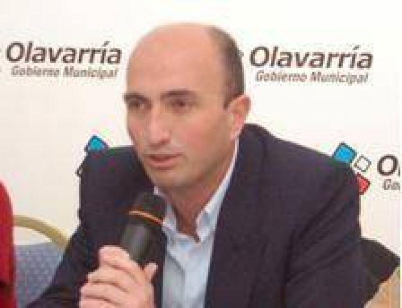 Acto de asunción de Eduardo Rodríguez como secretario de Desarrollo Social