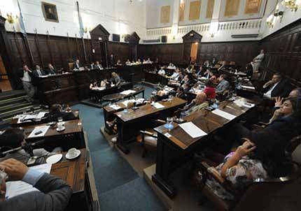 Diputados aprobaron los $420 del endeudamiento provincial