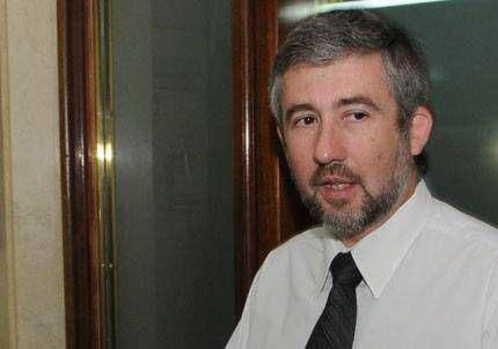 El ministro Saracco culpó a ATE por la cancelación de las cirugías en el Notti