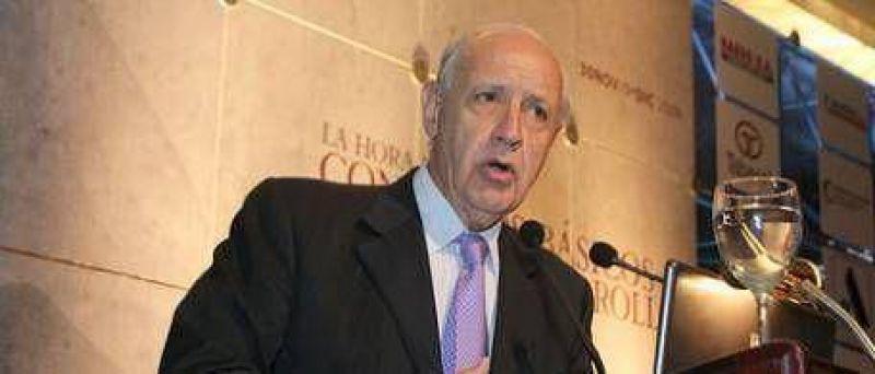 Lavagna criticó duramente la política económica de Cristina Kirchner