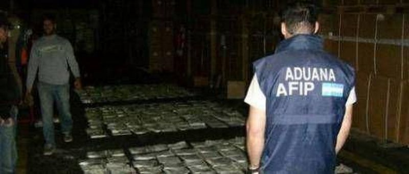 La AFIP echó al funcionario detenido con 180 kilos de marihuana en Goya
