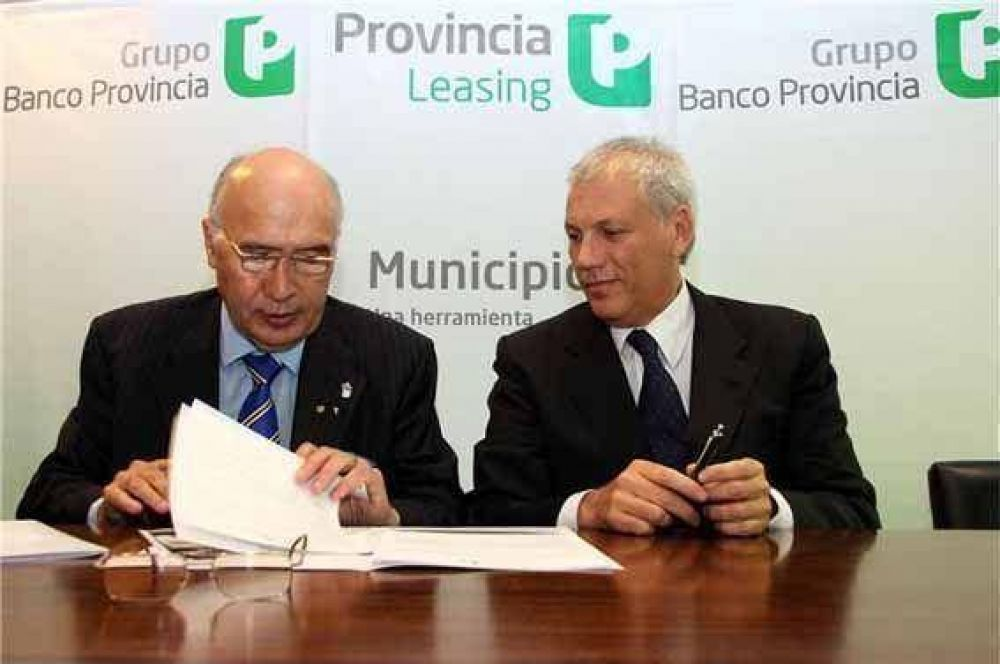El Municipio de Saladillo adoptó el leasing como herramienta de gestión