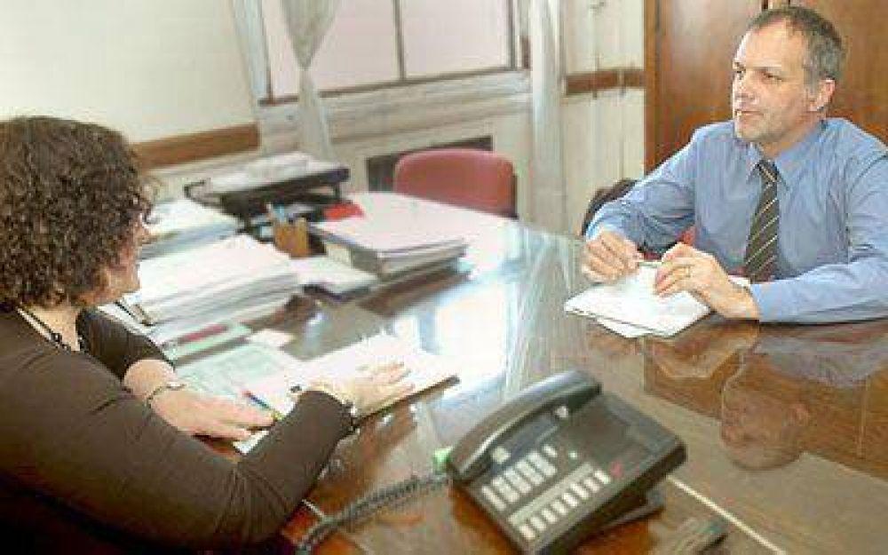 Comodoro será incluida por el BID en el Programa de Ordenamiento Catastral