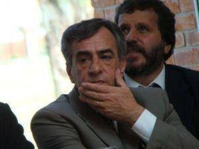 Malvinas Argentinas: Cariglino desmintió estar trabajando en futura candidatura de Massa gobernador