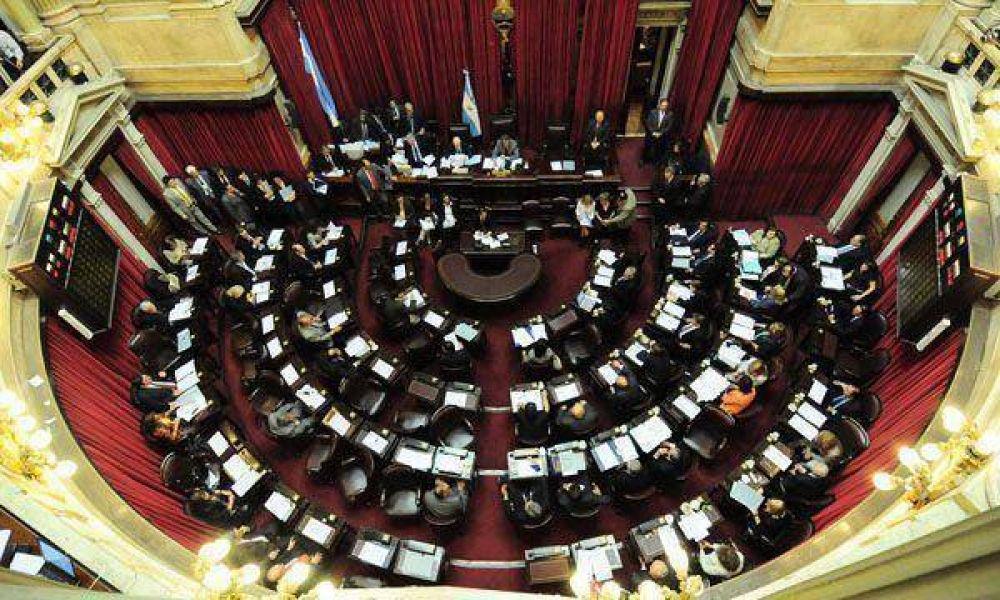 La Cámara de Senadores buscará hoy convertir en ley el proyecto de reforma política