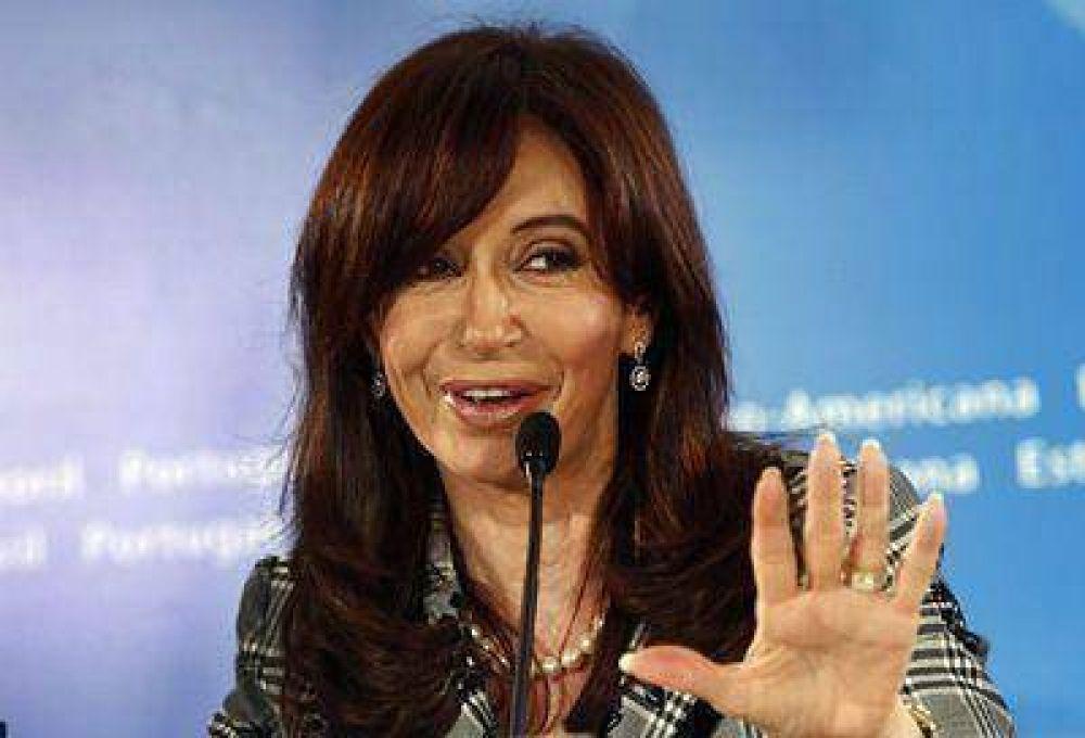 La presidenta llega el viernes a Mar del Plata