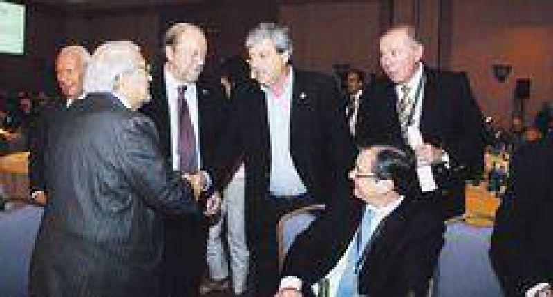 La UIA prometió apoyar al campo en el acto del 10-D