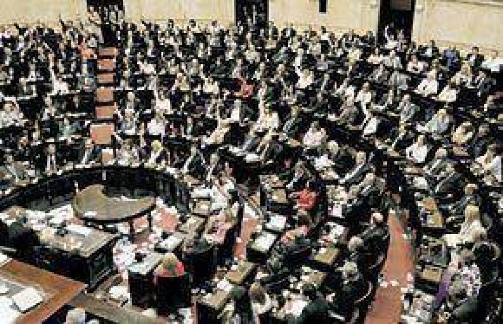 El kirchnerismo se vio forzado a ceder el control en Diputados