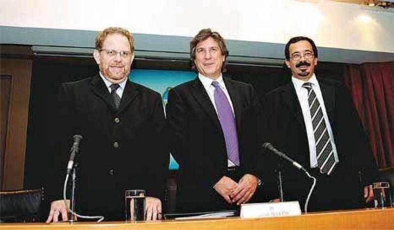 Blanqueo con guiño al FMI