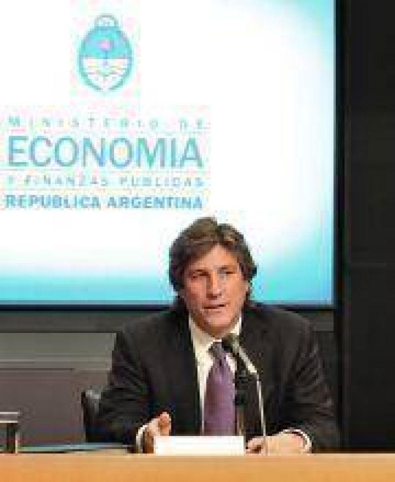Economía giró fondos a Córdoba para evitar cuasimonedas
