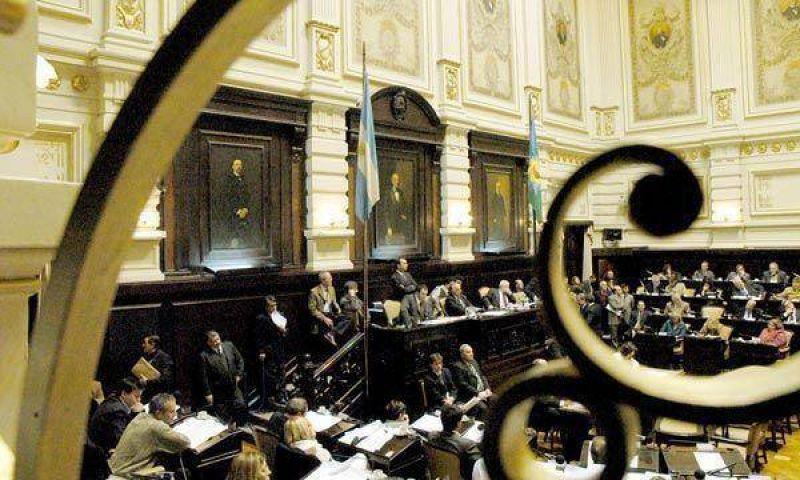 La Legislatura porte�a reinicia el debate del Presupuesto 2010