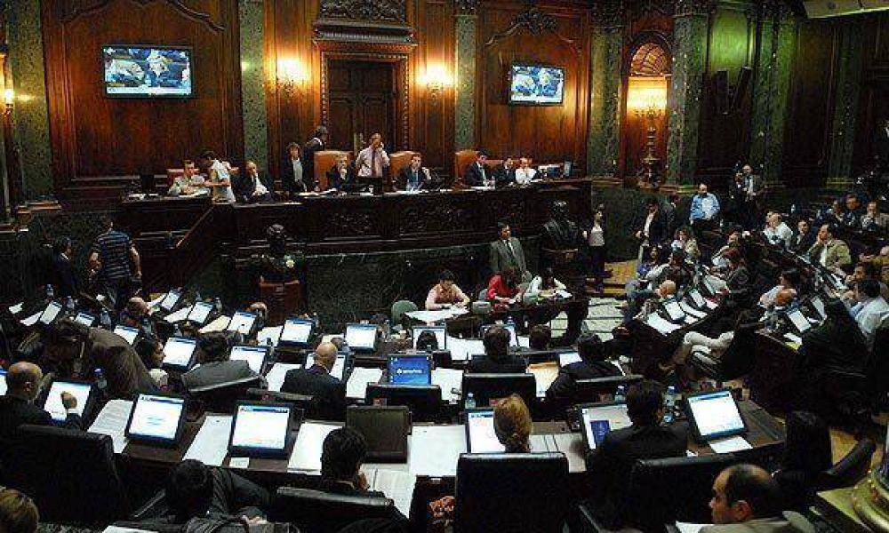 Legislatura de la ciudad de Buenos Aires aprobó Presupuesto 2010