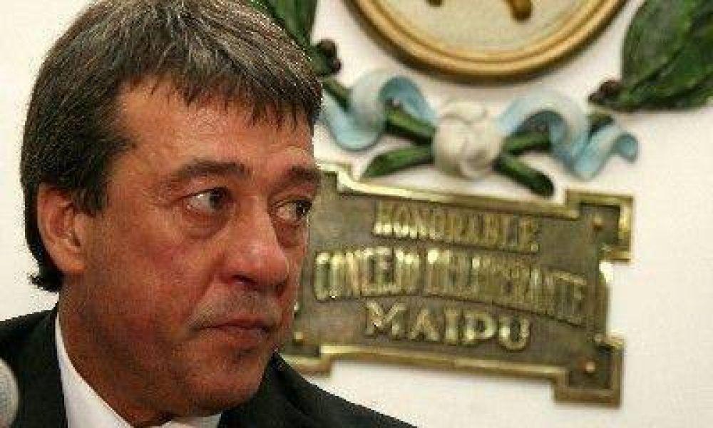 Bermejo apoyó la gestión de Jaque, tras la denuncia de Cazabán contra Vila