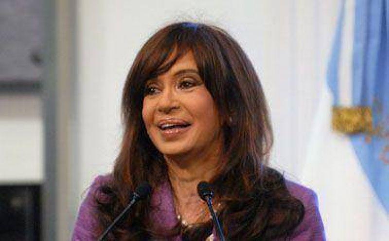 Aunque no se confirma a�n, se especula con que Cristina viene a Mendoza esta semana