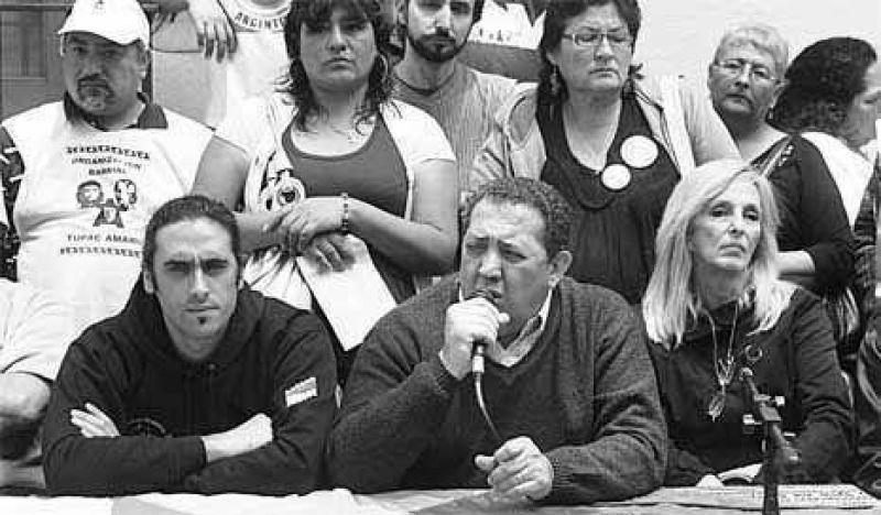 D'Elía y Milagro Sala van contra Macri