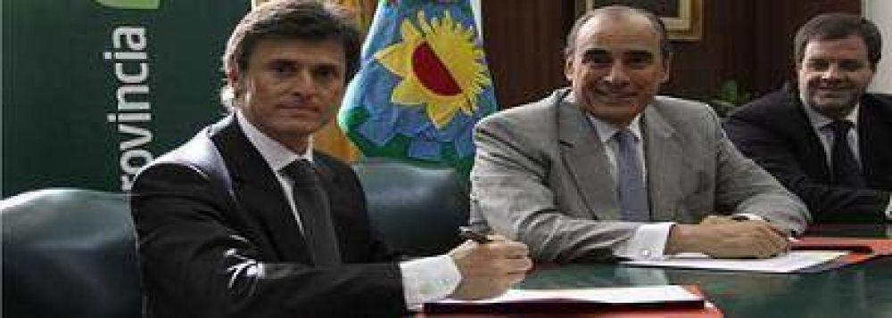 Franetovich renunciará el miércoles al Senado para seguir en el Ejecutivo