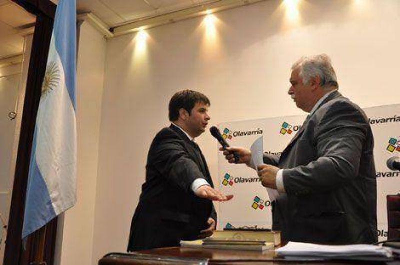 La presidencia del Concejo qued� en manos de la oposici�n