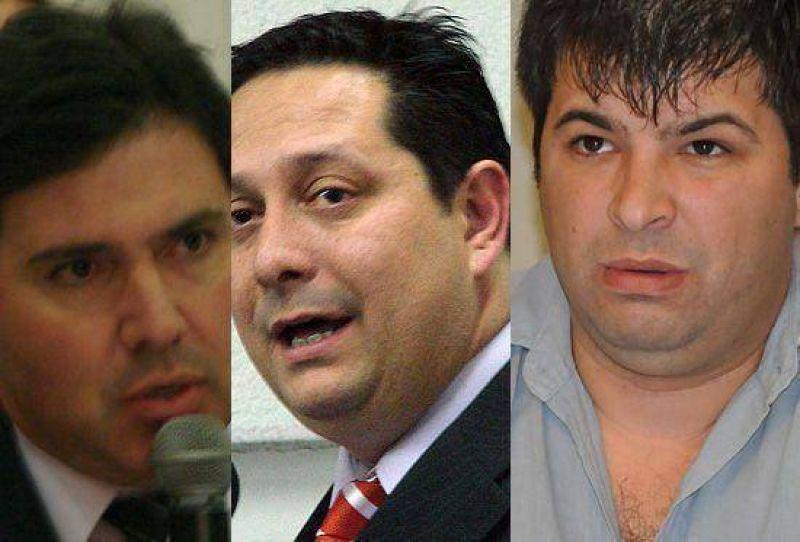 Sorpresa: acuerdo de cúpula para sacarle el Concejo al eseverrismo, con Urlézaga, Milesi o Cominotto