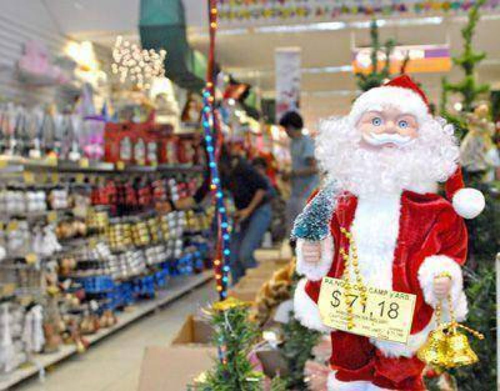 Alta demanda de árboles para la inminente Navidad