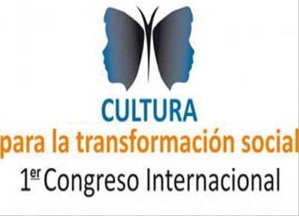 """Se realiza Congreso Internacional """"Cultura para la transformación social"""""""