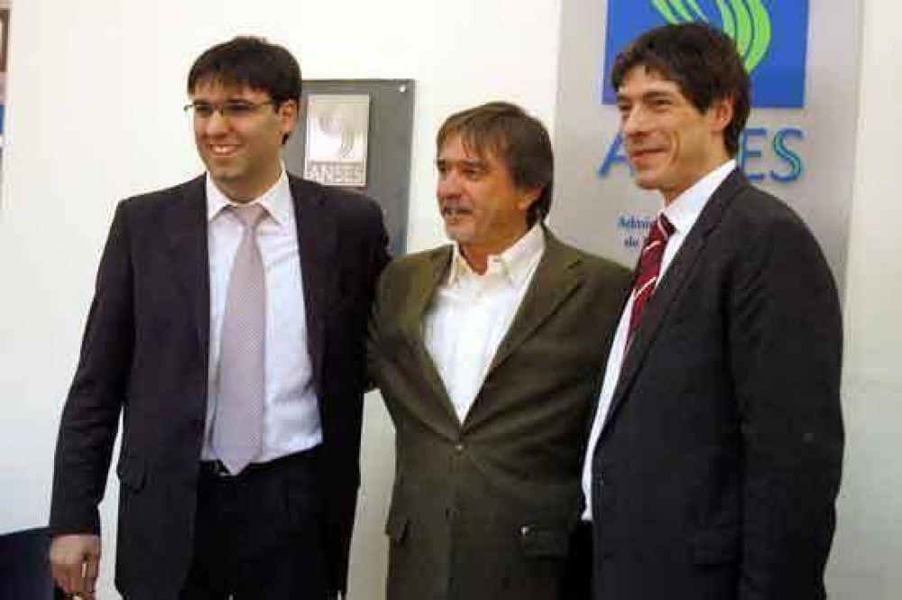 Quedó inaugurada la oficina de Anses en Vela