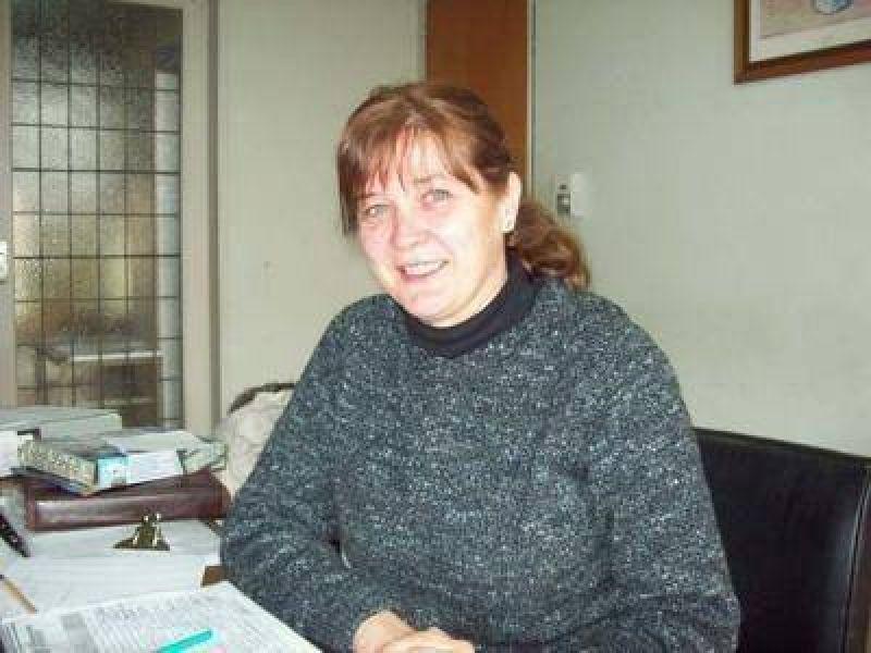 Patricia Fern�ndez hizo un buen balance de su gesti�n como consejera escolar