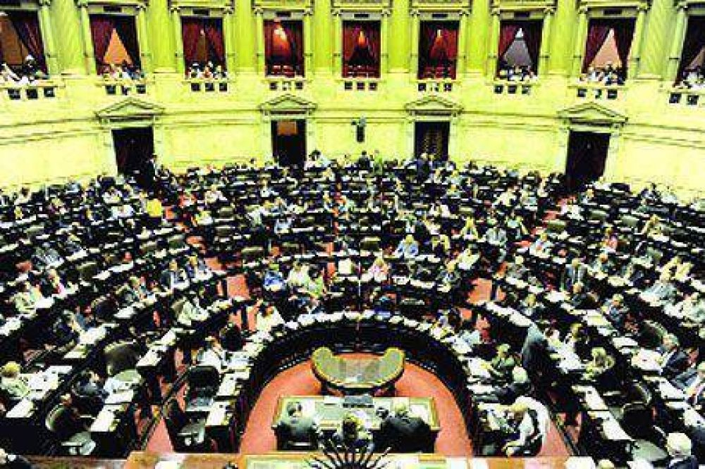 Sigue la rosca política en Diputados