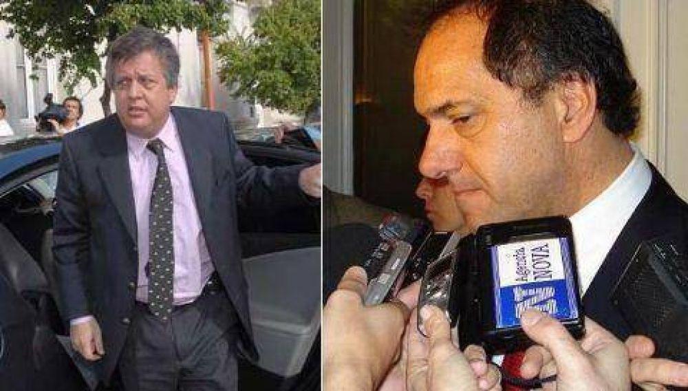 Scioli echó al jefe policial de Pergamino y pidió la renuncia de todos los superintendentes