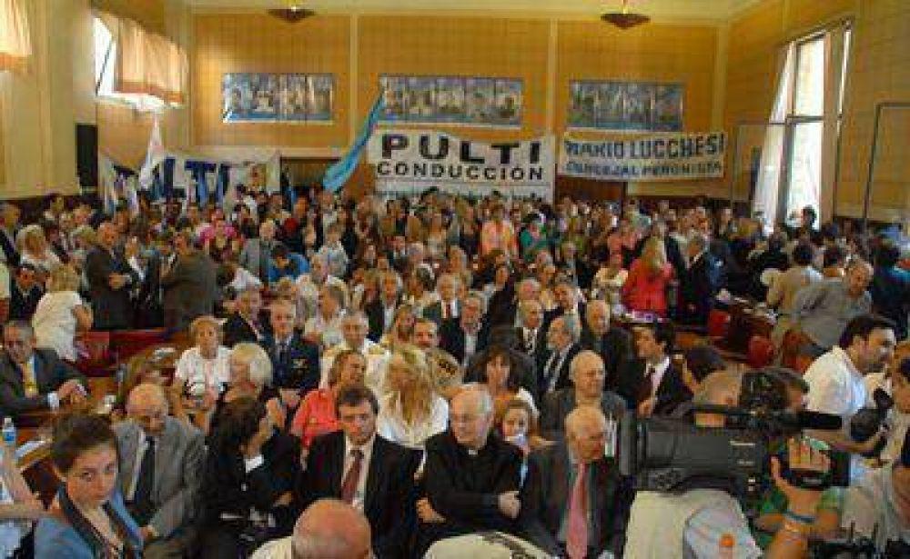 Se concretó ayer la renovación parcial del Concejo Deliberante