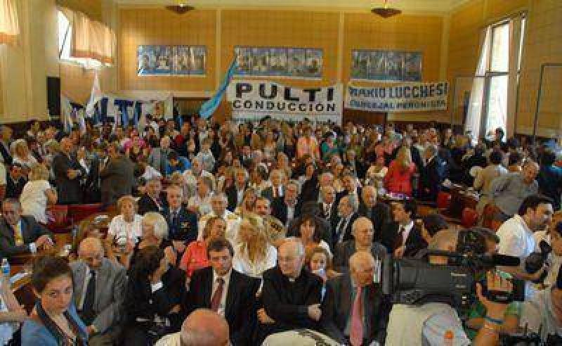 Se concret� ayer la renovaci�n parcial del Concejo Deliberante